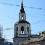 Храм Успения пресвятой Богородицы в Печатниках