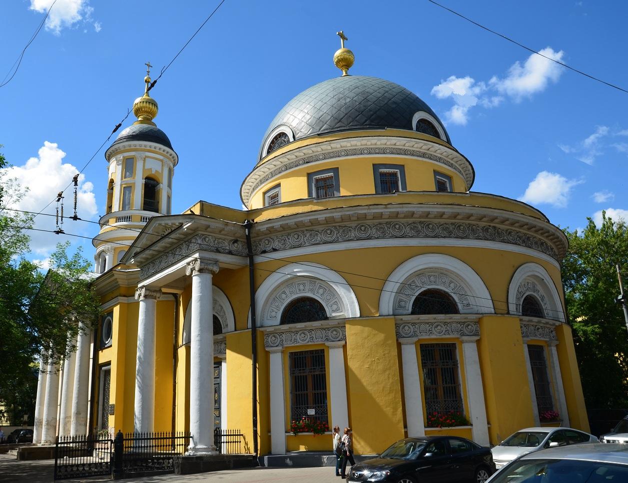 Картинки по запросу Храм на Ордынке.