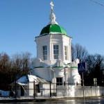 Храм иконы Знамение в Перове