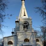 Храм Покрова в Медведкове
