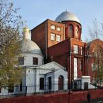 Храм Георгия Победоносца в Грузинах