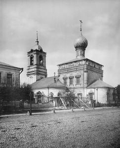 Храм Николая в Новой слободе