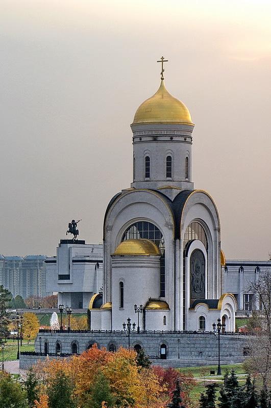 Храм георгия победоносца донецк