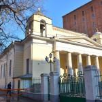 Католический храм Святого Людовика Французского