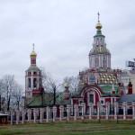 Храм Иоанна Воина на Якиманке