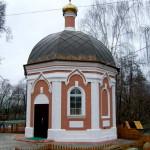 Храм иконы Божией Матери Знамение в Захарьине
