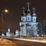 Храмовый комплекс Сергия Радонежского на Рязанке