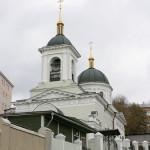 Храм святителя Николая в Котельниках