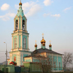 Храм Рождества Богородицы в Крылатском