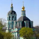 Храм Николая в Заяицком
