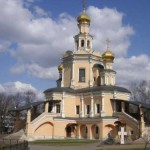 Храм Бориса и Глеба в Зюзино