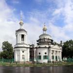 Храм Влахернской иконы Божьей Матери в Кузьминках