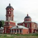Храмы Николая и прп. Сергия Радонежского в Ржавках
