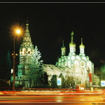 храм св. Николая в Хамовниках