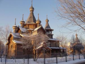 1. Храм Алексия митр. Московского в Рогожской слободе