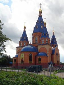 Храм Державной иконы Божией Матери в Чертанове