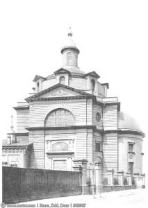 Храм Иоанна Предтечи в Казенной слободе