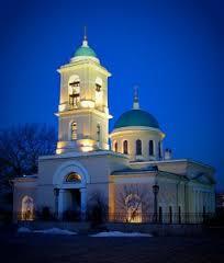 Храм Духа Святого Сошествия на Даниловском кладбище