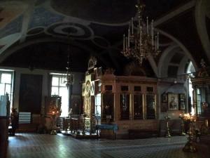 Храм Духа Святого Сошествия на Даниловском кладбище.