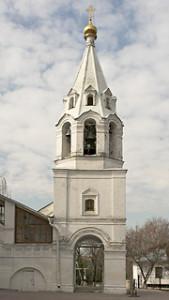 Храм Казанской иконы Божией Матери в Коломенском, колокольня