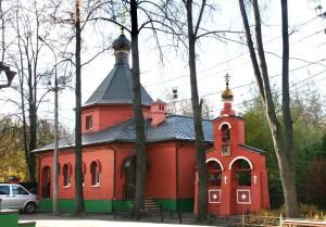 Храм Иоакима и Анны в Бабушкине
