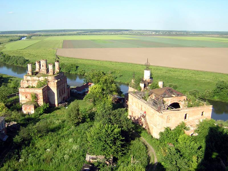 Белёвский Спасо-Преображенский монастырь