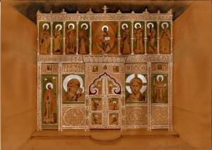 Храм-часовня Казанской иконы Божией Матери на Казанском вокзале