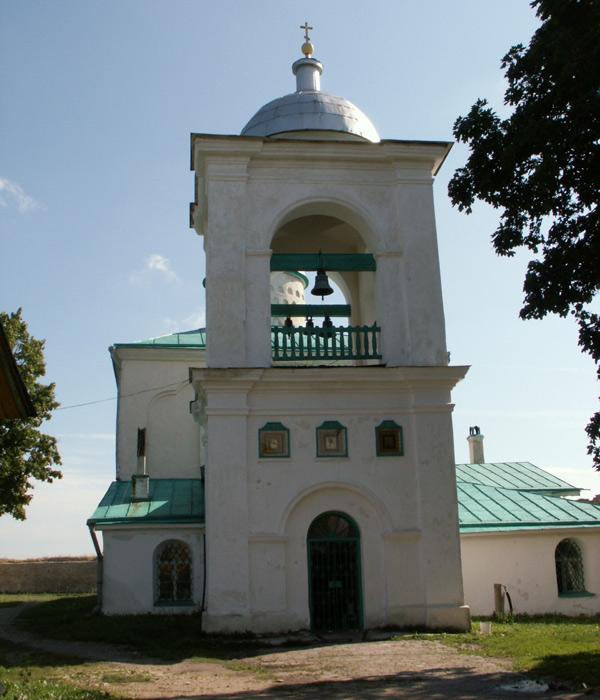Никольский собор в Изборске