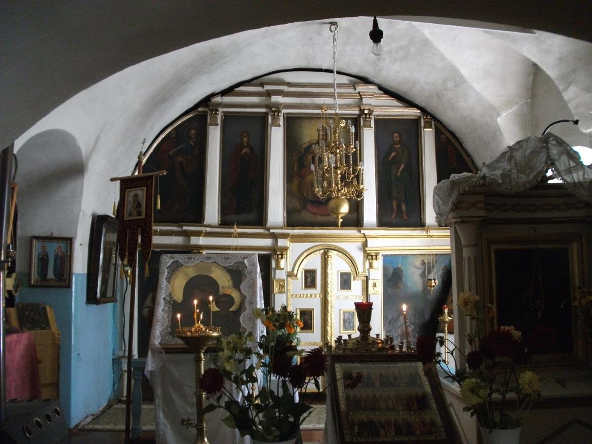 Собор Николая Чудотворца в Изборске