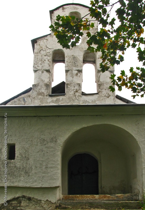 Никольская церковь, Изборск