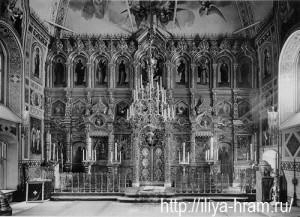 Храм Илии пророка на Воронцовом поле