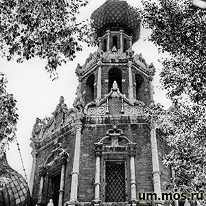 Храм иконы Божией Матери Знамение на Шереметевом дворе