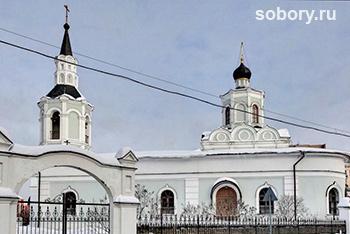 Храм Воздвижения Креста Господня на Чистом Вражке