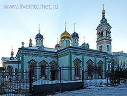 храм Николая, архиепископа Мир Ликийских на рогожском кладбище