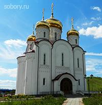 Храм Казанской инконы божией матери в Орлове