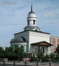 Храм Иннокентия митр. Московского в Бескудникове