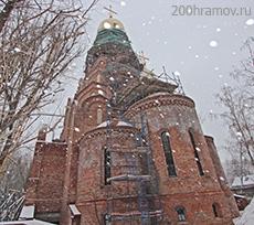 Храм Новомучеников и Исповедников Российских в Строгино