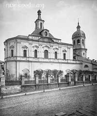 Храм Воскресения Христова в Барашах