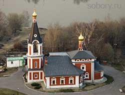 Храм Николая в Сабурове