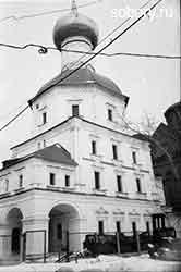 Храм Николая бывшего Николо-Перервинского монастыря