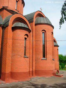 Храм Николая и часовня вмч. Пантелеимона в Отрадном