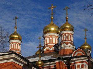 крестильный храм свт. Филарета Московского во Владыкине