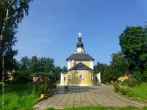 Храм Успения Пресвятой Богородицы в с. Архангельское-Тюрикове