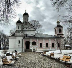 Храм Троицы Живоначальной в Хорошёве
