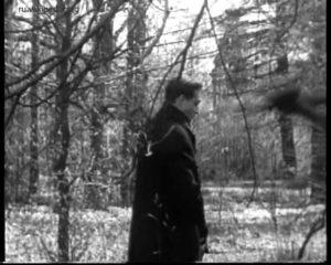 """Колокольня Успенского храма. Кадр из """"17 мгновений весны"""""""