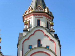Храм Воскресения Христова в Шереметьево