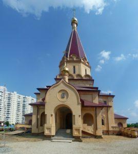 Храм Усекновения главы Иоанна Предтечи в Братеево