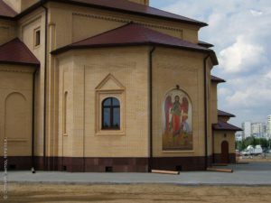 Храмы Усекновения главы Иоанна Предтечи в Братееве