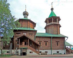 Храм Иоанна Кронштадтского в Жулебине
