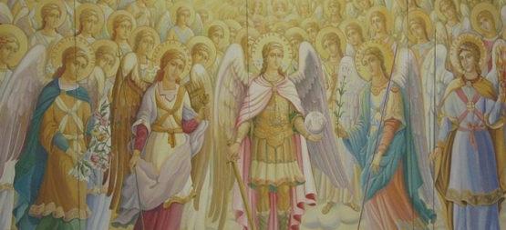 Собор Архистратига Михаила и прочиx Небесных Сил бесплотных.